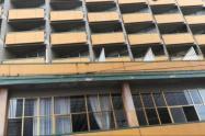 Sindeptol pide traslado de dependencias al Hotel Ambalá