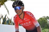 Nairo Quintana, ciclista colombiano del Arkea