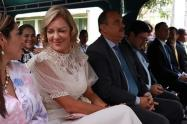 Olga Lucía Alfonso, tomó posesión oficial en el cargo que ocupará por los próximos 4 años