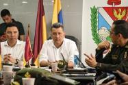 Se establecieron cinco ejes basados en la política nacional de seguridad y convivencia