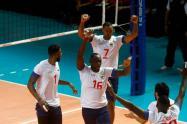 Selección Colombia voleibol masculina