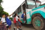 Se calcula que la inversión total del servicio de transporte escolar en el Tolima ascendería a los 24 mil millones