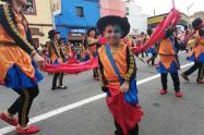 Carnavalito Color t alegría infantil