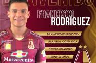 Francisco Rodríguez ya entrena con sus nuevos compañeros