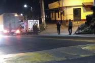 Asesinato en Ibagué
