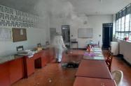 Menores atacados por abejas en El Líbano