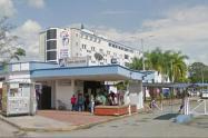 Hospital Federico Lleras Acosta de Ibagué.