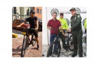 Recuperación de bicicleta