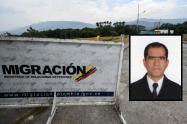 Exxdirector de Migración Colombia