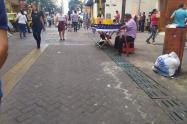 Vendedores Ambulantes Ibagué