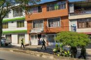 Barrio El Carmen.