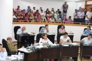 Para los Diputados, en el papel el Representante Aquileo Medina es el coordinador del partido en el Tolima