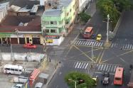Calles de Ibagué