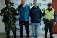 Capturados Santa Isabel