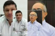 Milton Restrepo y Jairo Arias