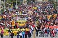 Se establecieron las actividades sindicales que se van a desarrollar durante los próximos meses