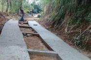 Las obras tienen un costo de $8.700 millones con una intervención de 10 a 12 kilómetros entre Lisboa y Anzoátegui