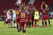 Deportes Tolima vs Atlético Bucaramanga