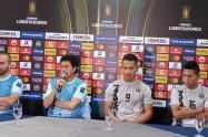 Rueda de prensa del Club Deportivo Macará