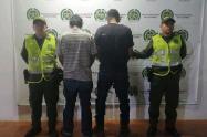 Capturados ladrones de gasolina