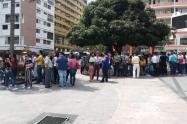 Evacuación en Gobernación