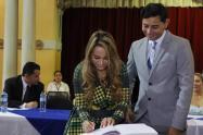 Secretaria Administrativa Yuli de Yepes