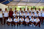 Dos victorias lleva la Selección Tolima Infantil, en el zonal de Tunja
