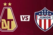 Tolima vs Junior 7:30 p.m. Fecha 6