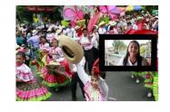 Alcaldesa del municipio de Icononzo, Margoth Morales Rodríguez