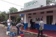 Infractores iniciaron trabajos de embellecimiento en el CAPA