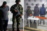 Ejército capturó a tres personas en el Tolima en las últimas horas