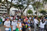 Avanza la carrera por el Medio Ambiente en Ibagué