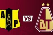 Alianza Petrolera vs Deportes Tolima 8:15 p.m.