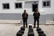 Estupefacientes incautados en Cajamarca