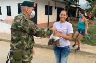 Ejército en Planadas