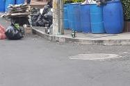Regueros de basuras en los barrios de Ibagué 5