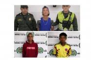 Capturados jíbaros en Ibagué Tolima