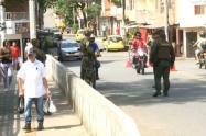 Alerta en Bello, por el alto número de indisciplinados que salen a la calle, pese a que el municipio tiene siete pacientes con coronavirus
