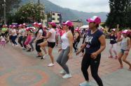 Carrera de la mujer en Cajamarca
