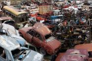 Vehículos Chatarrizados en el Tolima