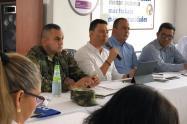 De acuerdo a las autoridades el Tolima no tiene presencia de grupos al margen de la ley, como ELN, AUC y disidentes de las FARC