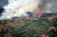 Se han presentado 73 incendios forestales con afectación de 1.250 hectáreas