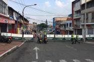 Patrullan calles de Ibagué