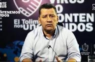"""""""Hemos trabajado, minuto a minuto, para que la gente cumpla con el aislamiento obligatorio de estar en la casa"""": Orozco"""