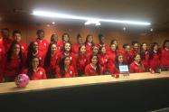 Santa Fe femenino 2020