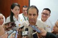 Para la máxima autoridad de vigilancia de las entidades de salud en país, las autoridades continúan preparándose para enfrentar la pandemia