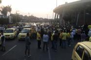 Paro taxistas Ibagué