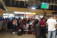 Ministerio de Transporte y la Superintendencia de Transporte, han intensificado los controles en las terminales de transporte