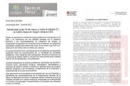 La Universidad del Tolima y la Cooperativa toman medidas para prevenir el contagio de Covid 19
