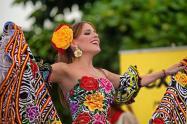 Exreina del Carnaval de Barranquilla padece de Covid-19.